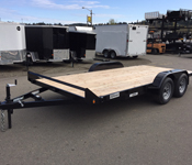 Rampload Open Car Trailers
