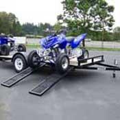 Open ATV Trailers