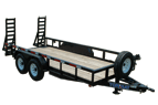 View All Heavy Duty Utility and Equipment Trailers