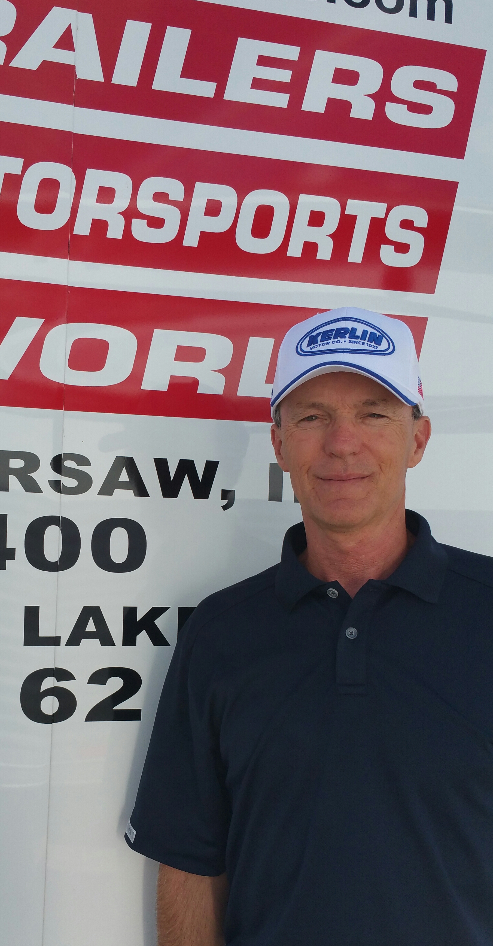 Rick Kerlin profile at Kerlin Trailers
