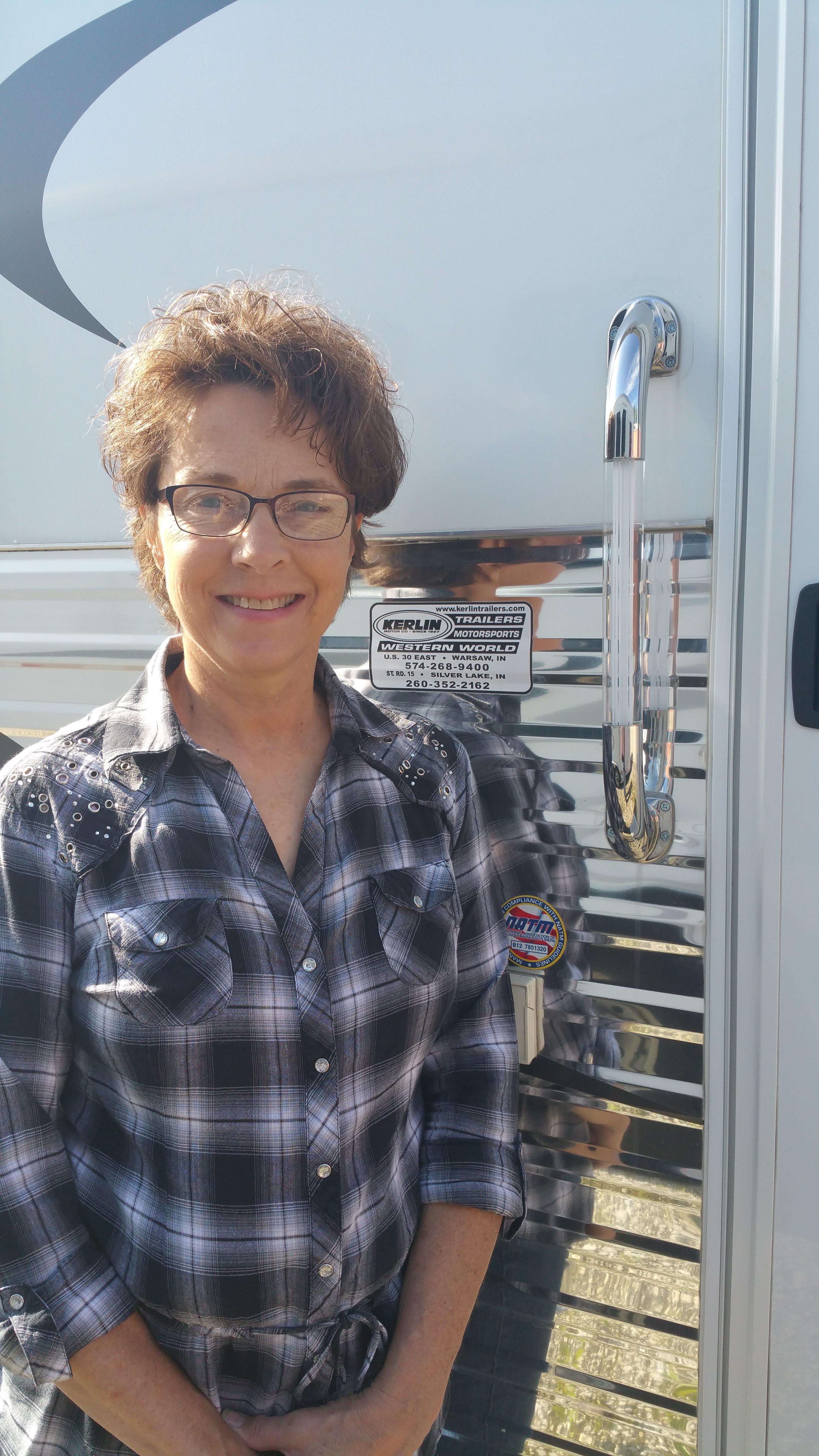 Valerie Warner profile at Kerlin Trailers