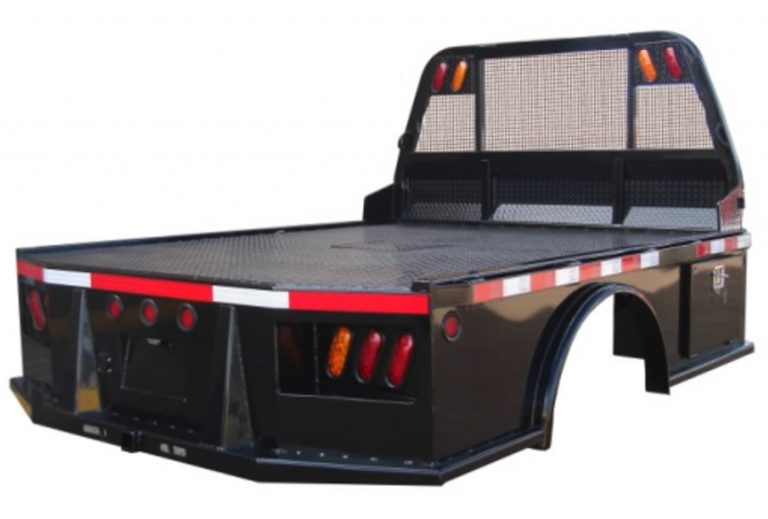 Skirted Truck Bed