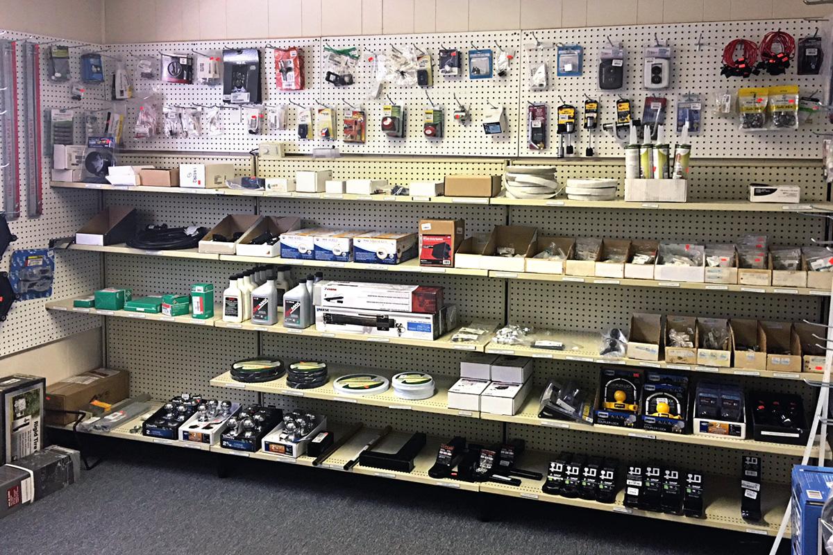 Santa Fe RV parts department RV appliance parts