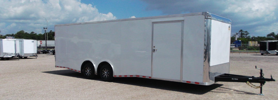 Home | Cargo Trailers | Car Haulers | Utility Trailers ...