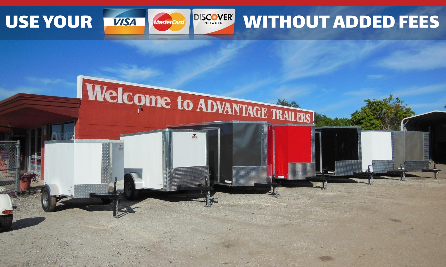 Home | Advantage Trailer Company | New Used Trailers For
