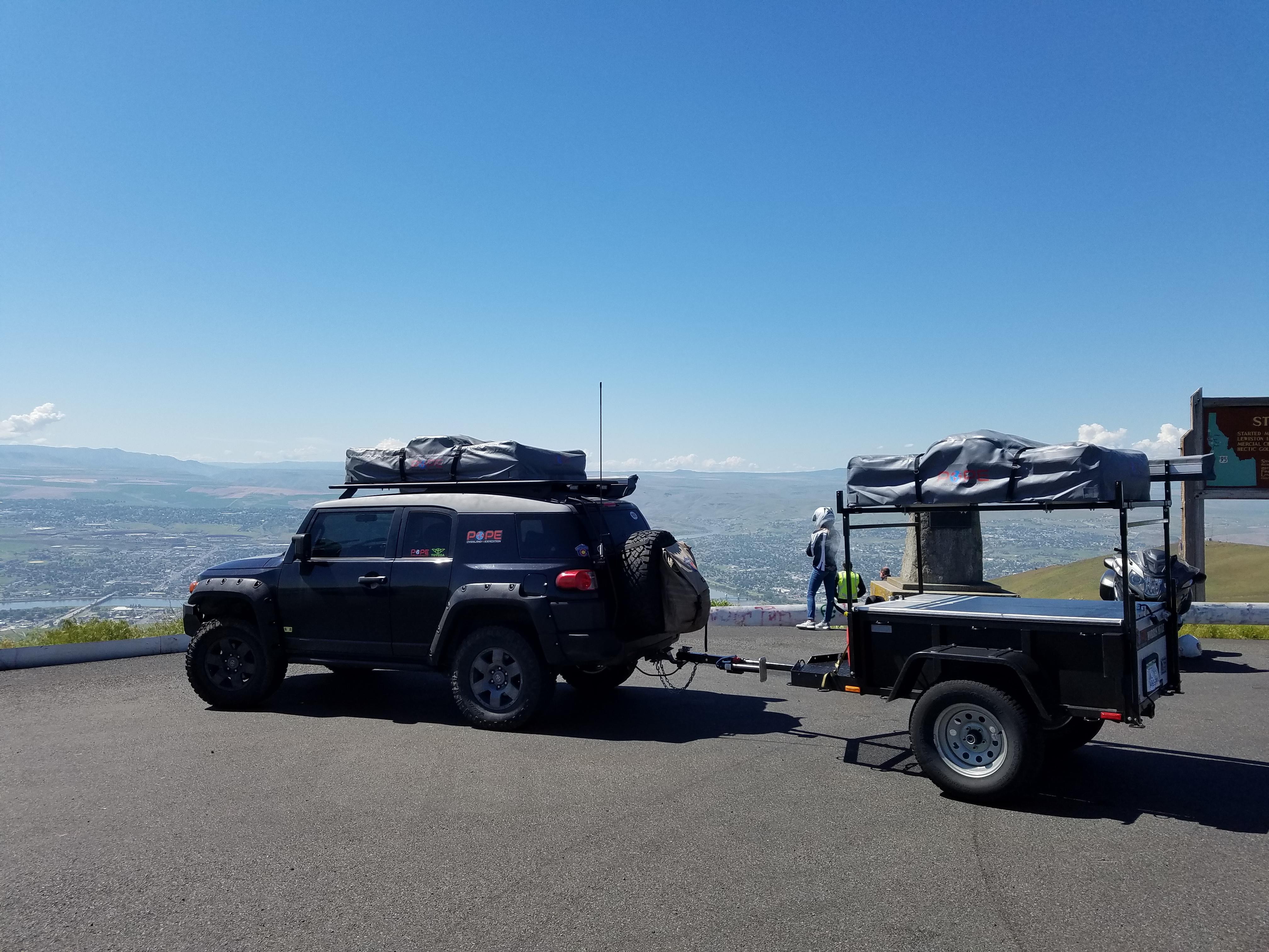 Roof Top Tents | Trailers in Denver CO | Denver CO Trailer Dealer ...