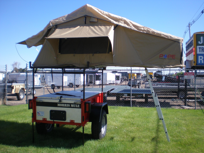 Roof Top Tent 2