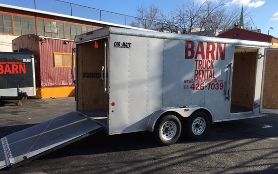 Trailer Rentals Woodside And Elmhurst Ny Truck And Trailer Rental
