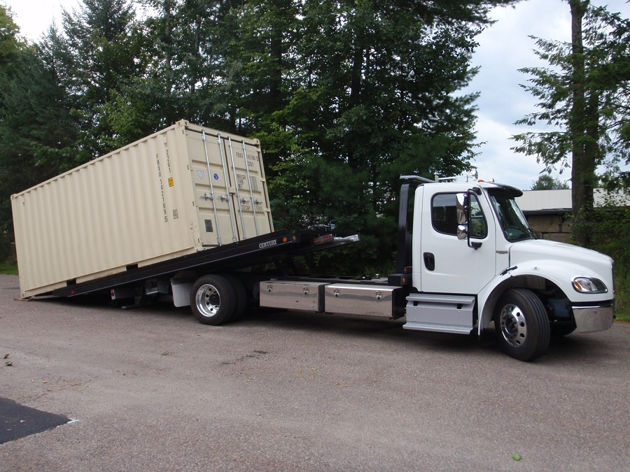Storage Containers & Storage Containers | Big L Rentals and Sales Steel and Equipment ...