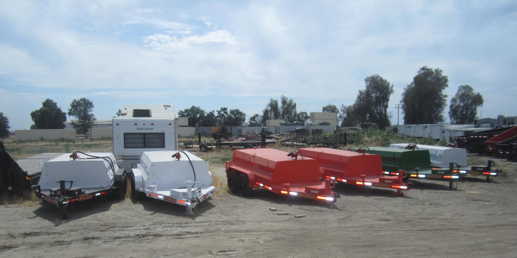 Home | Bronco Trailer | Lemoore, California Utility Flatbed