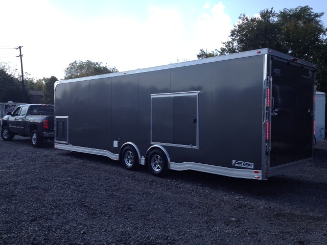 ATC Trailer with Escape Door