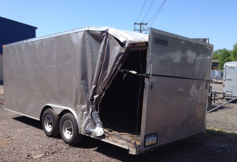 Insurance Estimates   Cargo Trailers for Sale   Cargo Trailer Sales ...