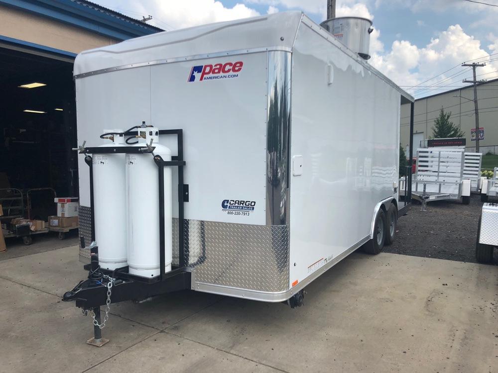 Custom aluminum boat trailers | loadmaster trailers.