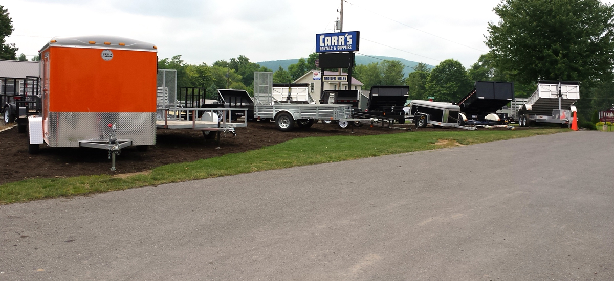 Home New And Used Trailers And Vehicle Rentals Of Muncy Pa