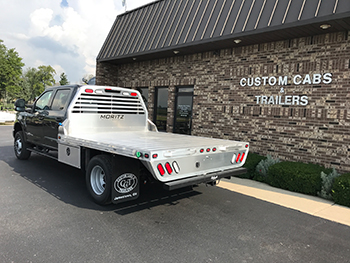 Moritz Truck Beds | Custom Cabs Truck Beds and Trailers in