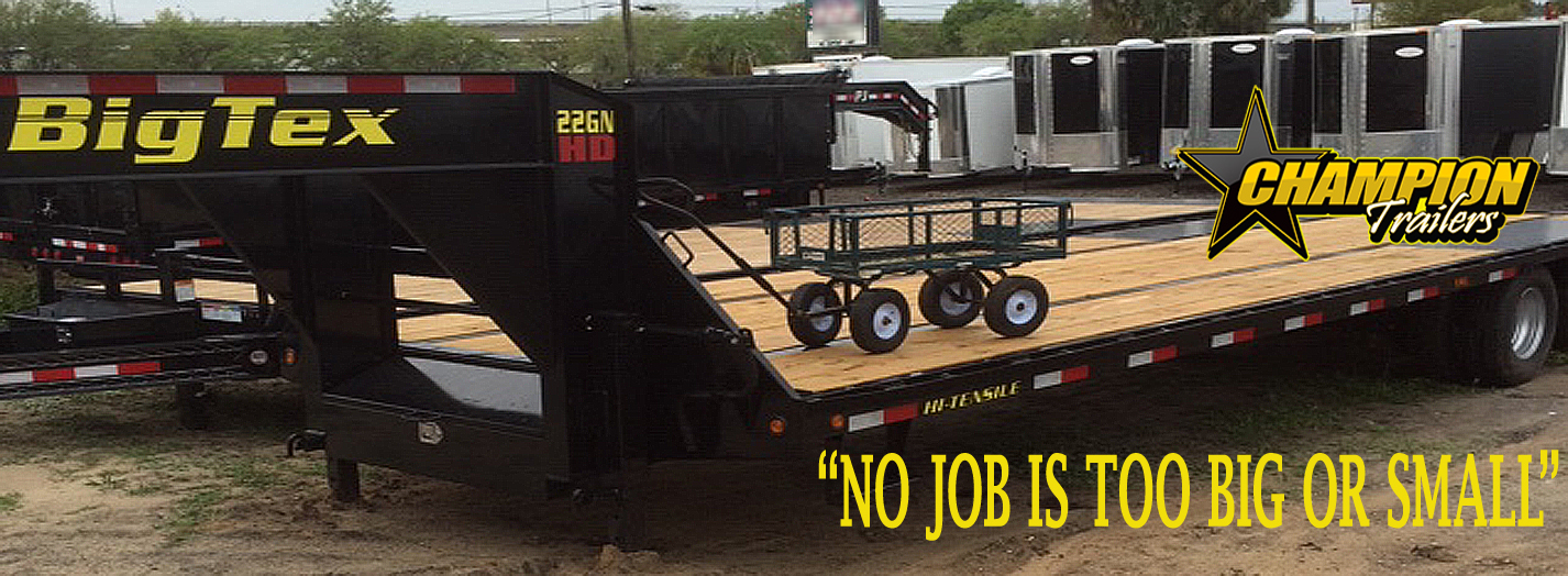 Home   Champion Trailers   Flatbed, Dump and Equipment
