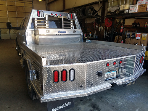 Truck Bed at CSH Trailers & Automotive Services