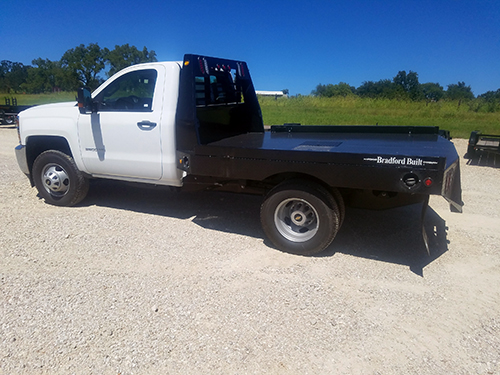 Bradford Built Truck Bed at CSH Trailers in Missouri
