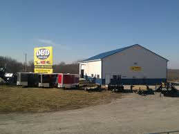 D And D Trailers >> D And D Trailer Sales In Centerview Mo