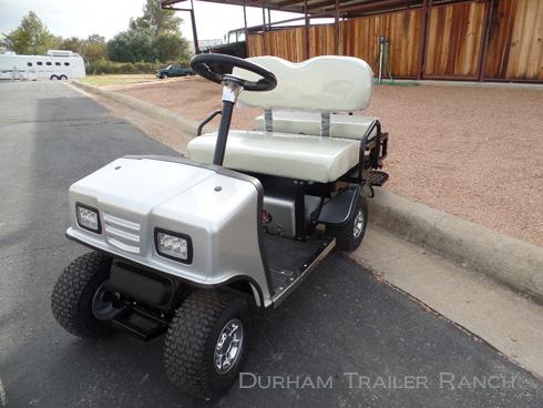 Cricket Golf Carts Durham Trailer Ranch Bloomer Trailers