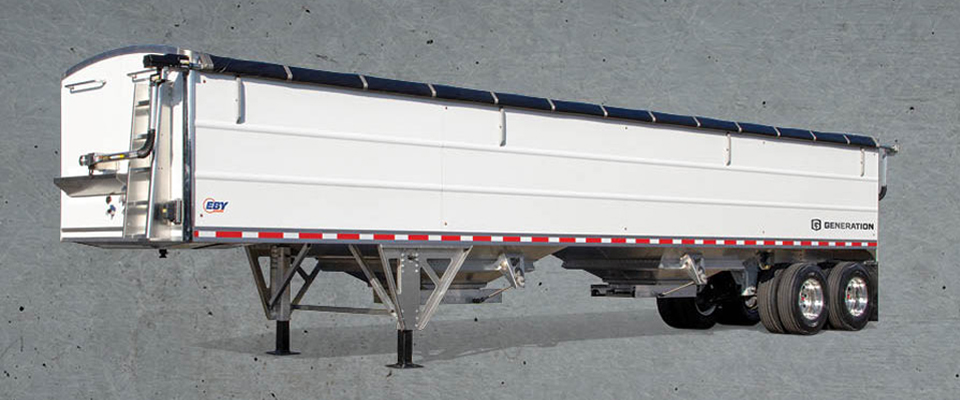 Home | Aluminum Trailer and Truck Body Experts in PA | Eby