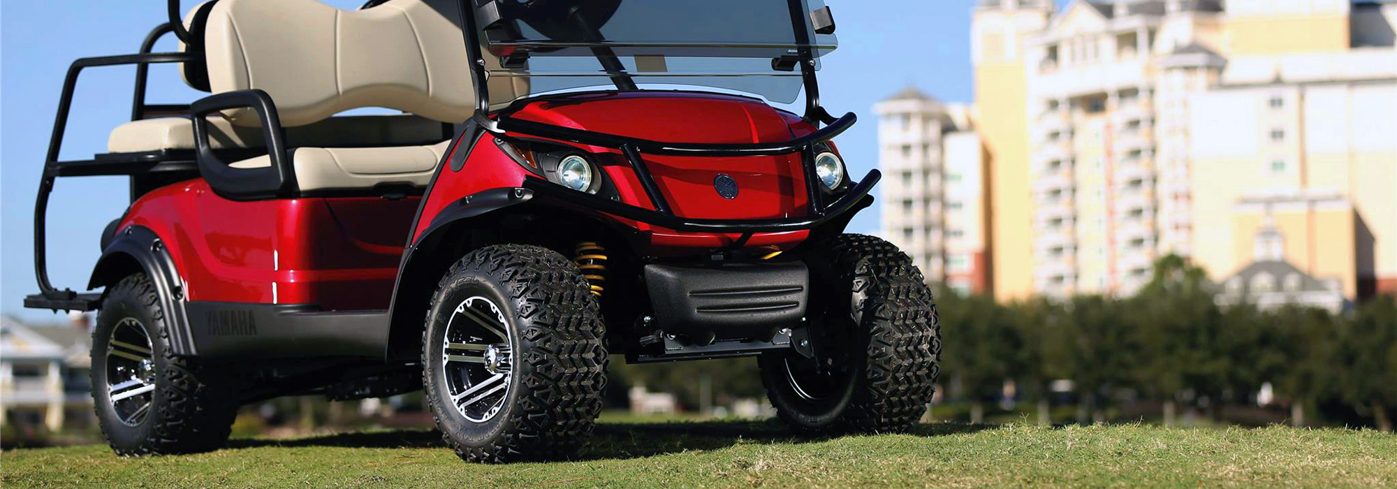 Home | Golf Carts in Fort Smith AR | Golf Car Accessories