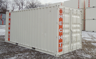 Ground Level Containers Trailers Storage Containers Trailer