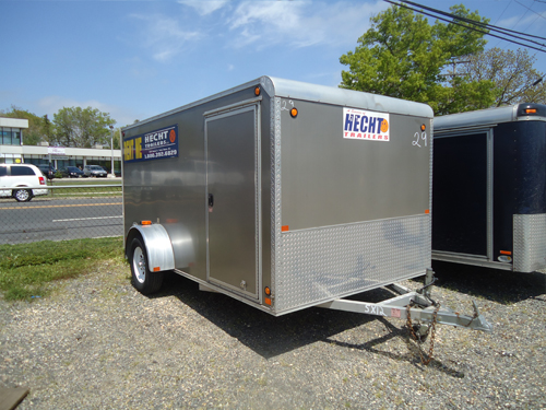 65X12 ENCLOSED MOTORCYCLE TRAILER RENTAL Trailers Storage