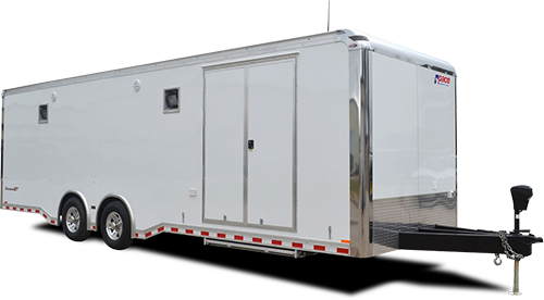 Home | Hickory Enclosed Trailers in NC | Find custom