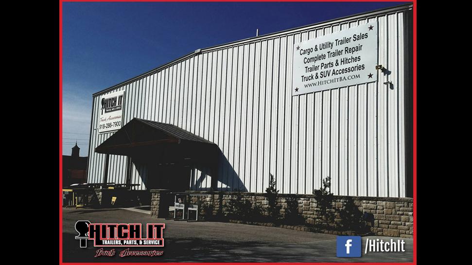 Home | Hitch It Tulsa | Enclosed Cargo, Car Hauler, Race Trailers