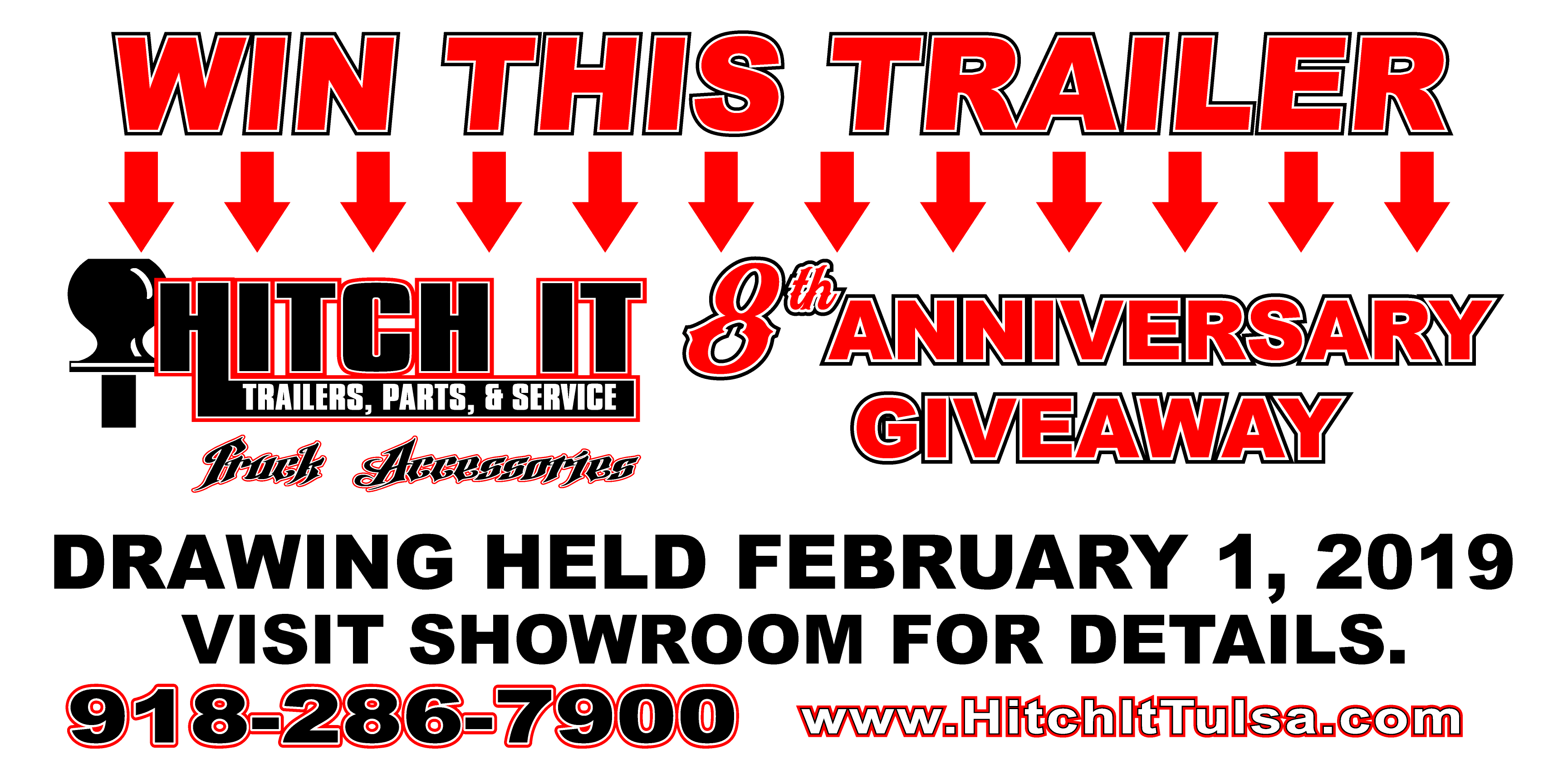 Home Hitch It Tulsa Enclosed Cargo Car Hauler Race Trailers Wiring Pickup Box Trailer Bed Covers Chrome Accessories Bumpers Grills Floor Mats Winches Tonneau Rails Boxes And Much More To Choose From