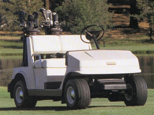 Yamaha Golf Cart Year Guide | Custom golf carts and golf