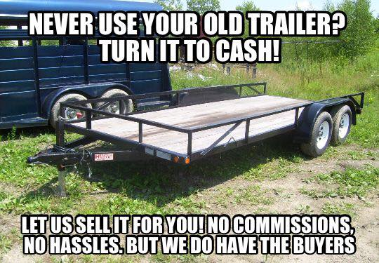 Sell Your Trailer Houston Trailers In Houston Flatbed Dump