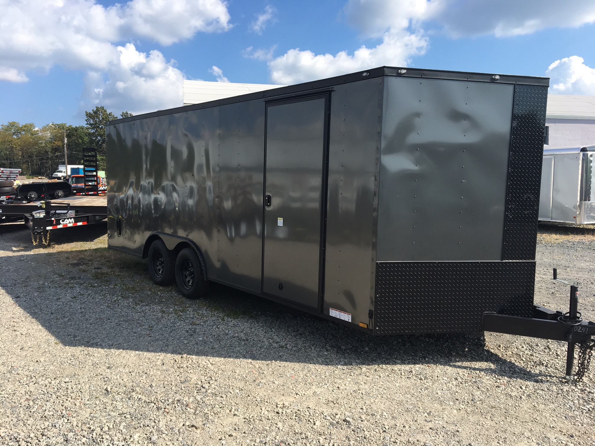 Utroligt Trailers | Hudson River Truck and Trailer: Enclosed Cargo Trailers YE98