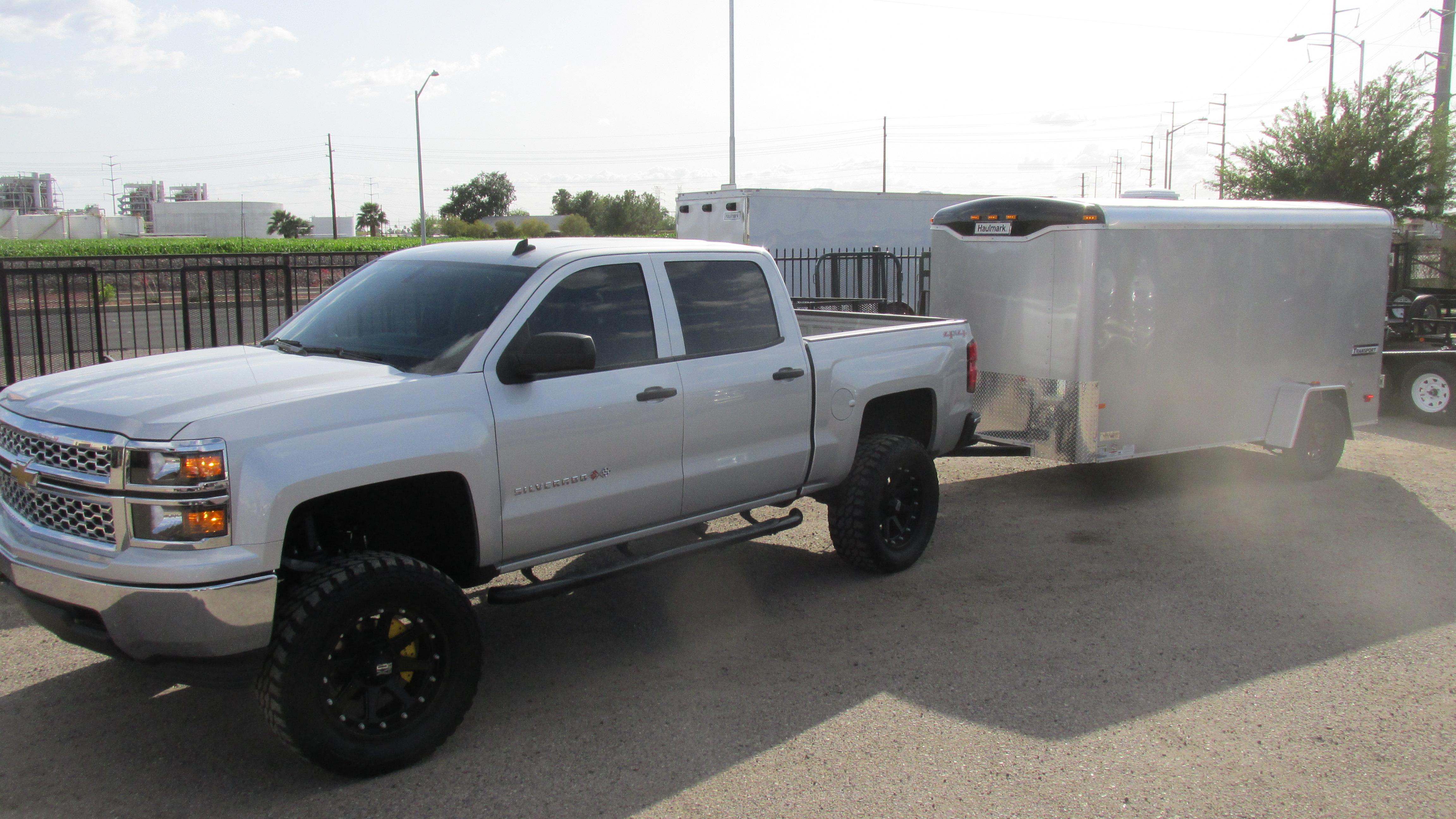 Palmer Truck And Haulmark
