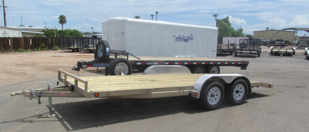 Home | Flatbed, Dump, Utility and Cargo Trailers in Mesa, AZ