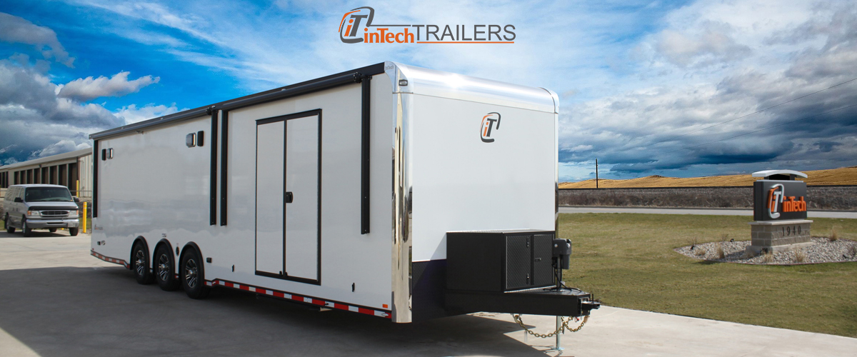 Home Custom Race Trailers By Kb Trailers In Cleveland Oh