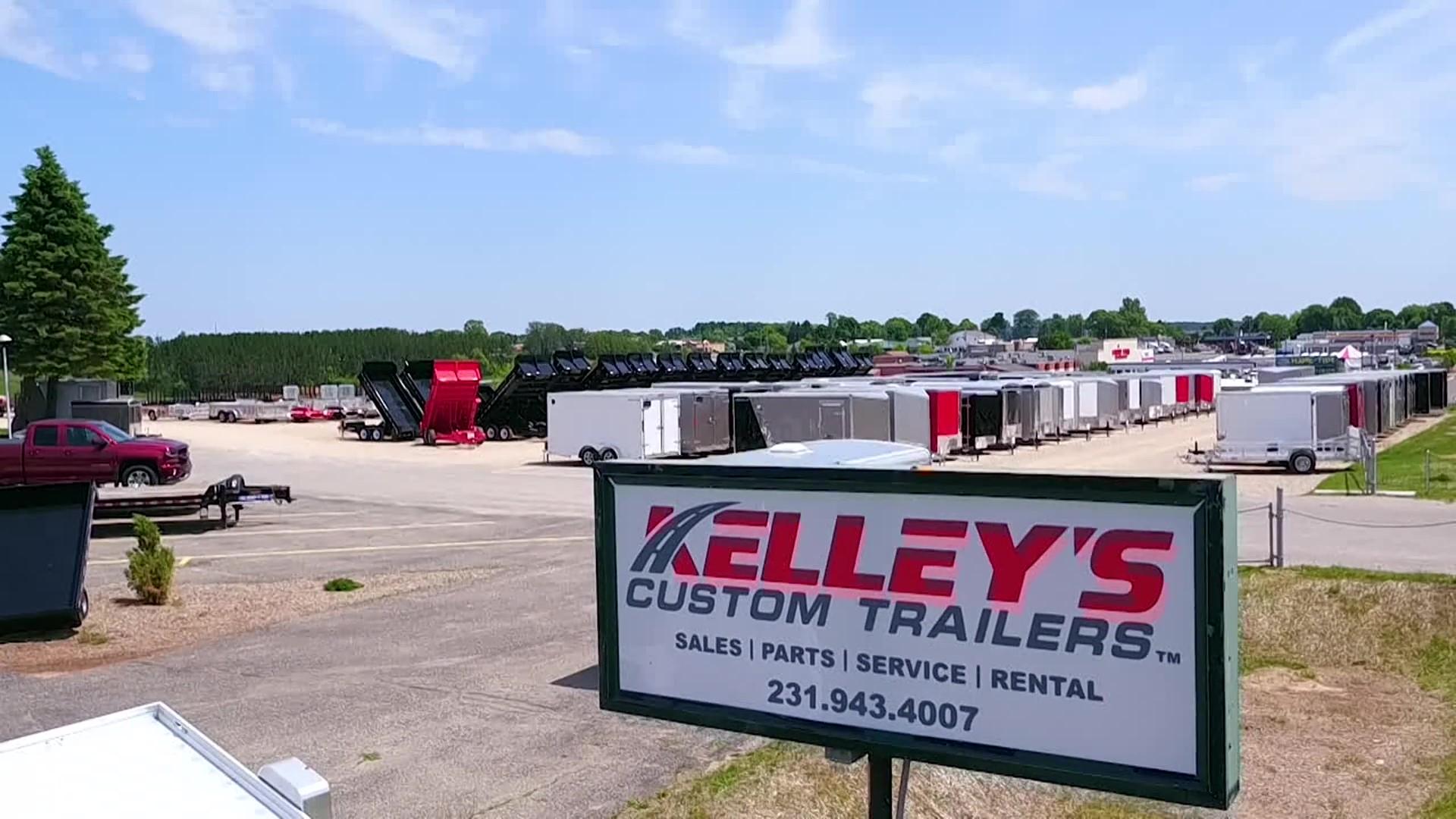 Home   Kelleys Custom Trailers in Traverse City MI   Utility