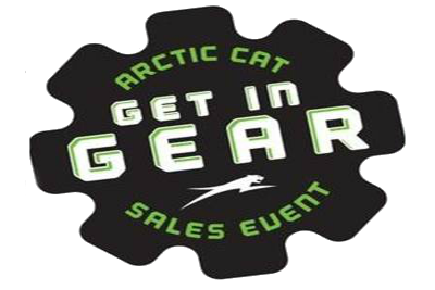 Arctic Cat Get in Gear Sales Event at Kerlin Motorsports