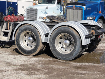 Klute Truck Equipment Fender
