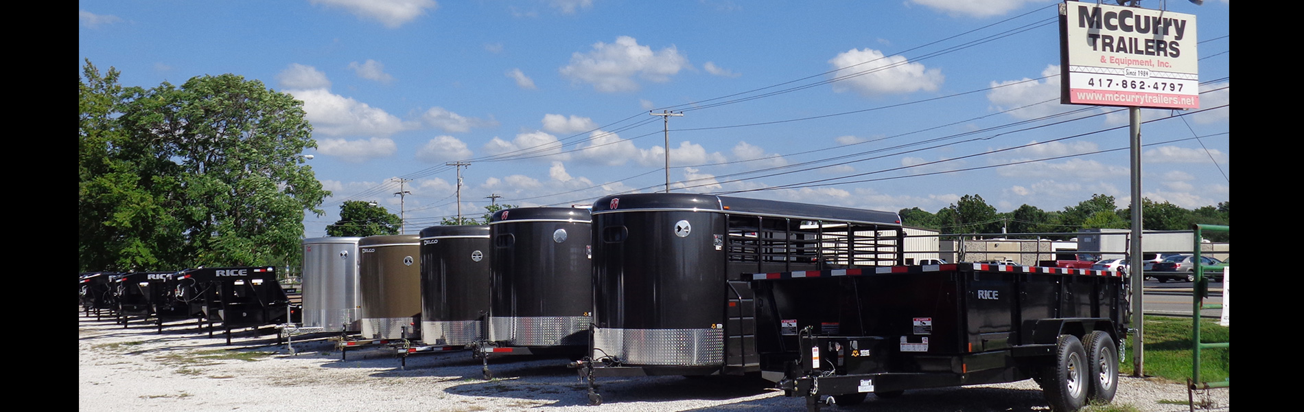 Home Mccurry Trailers In Springfield Mo Is Your Local Springfield
