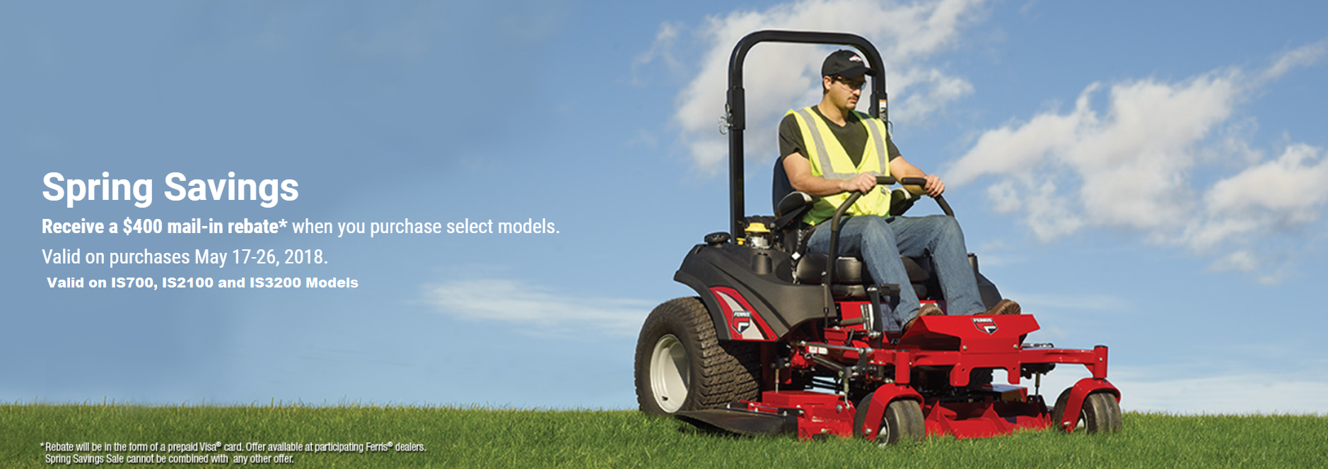 Lawn Mowers | McGuires Distinctive Truck in Carroll OH