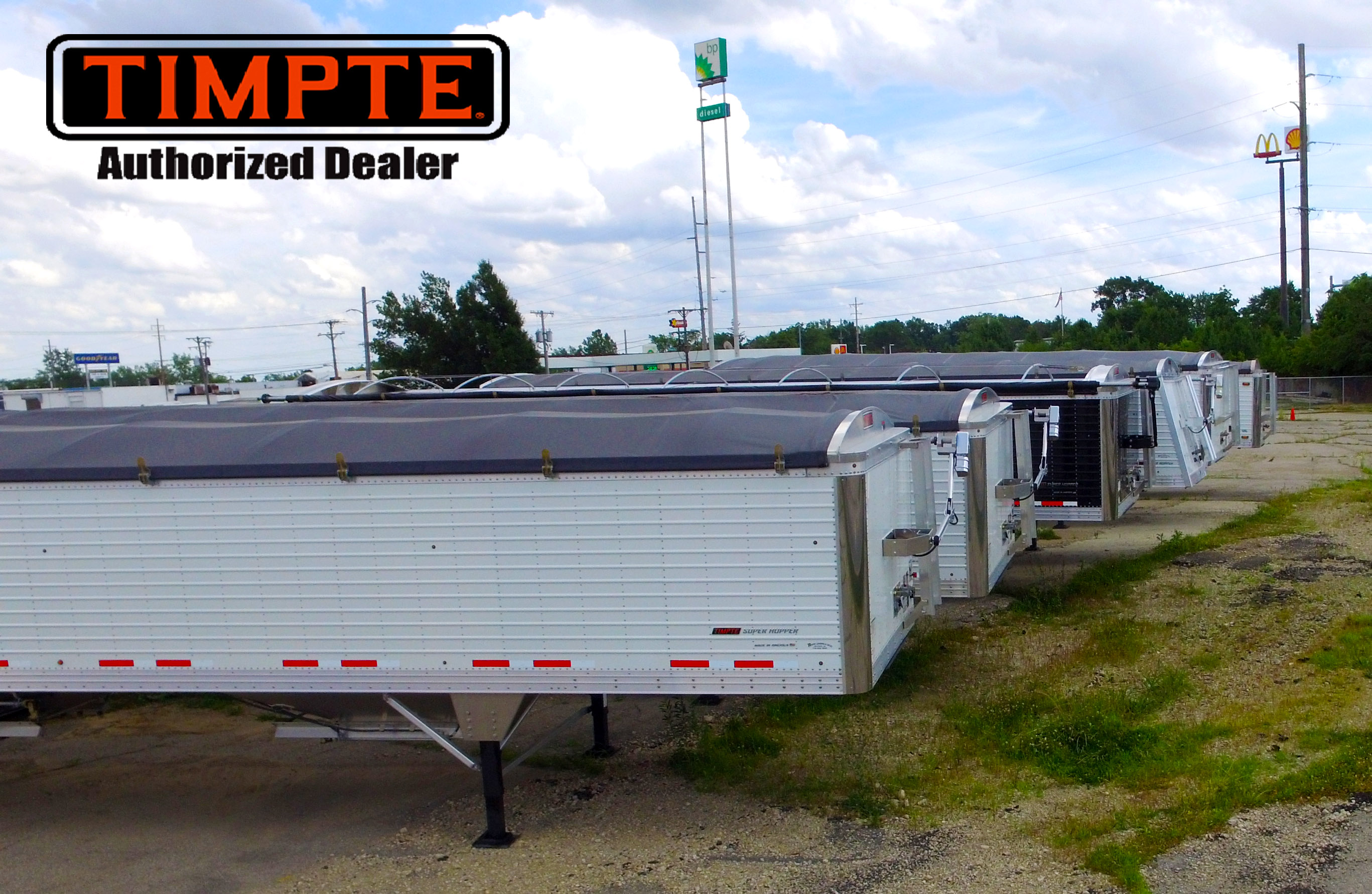 Home | Midway Trailers | Trailers in St  Marys, OH | Flatbed