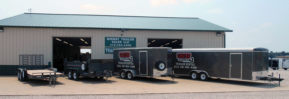 Trailer Rentals Midway Trailers Trailers In St Marys Oh