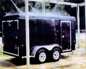 Cargo Craft Enclosed Cargo Trailer