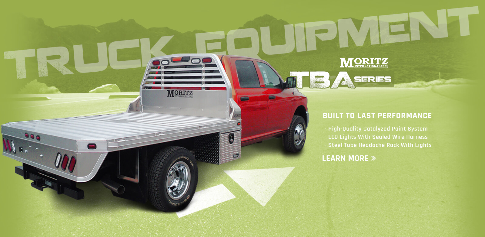 All Truck Equipment | O Reilly Equipment | Flatbed trailers, dump