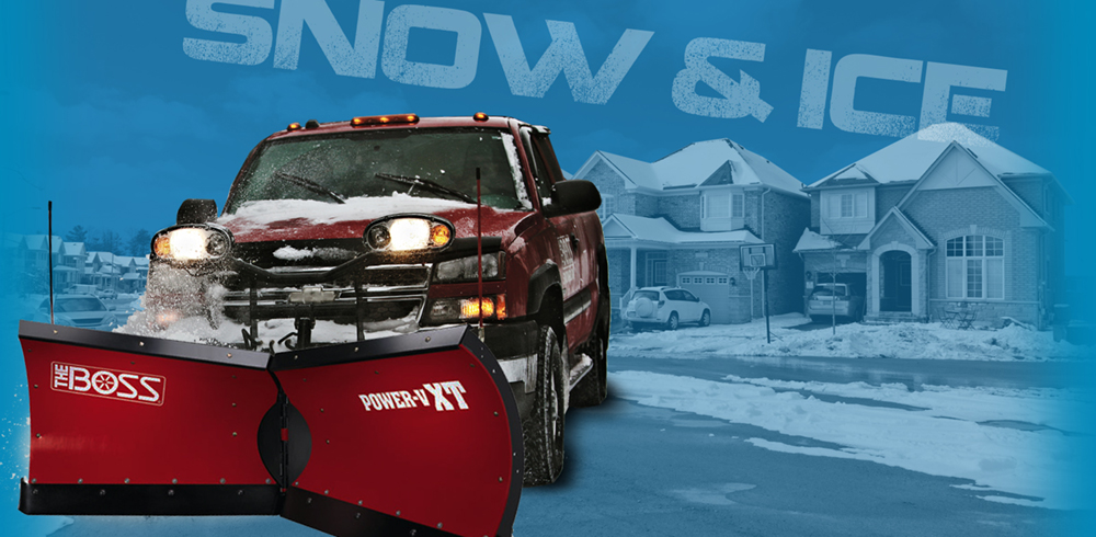OReilly Equipment Snow Plows