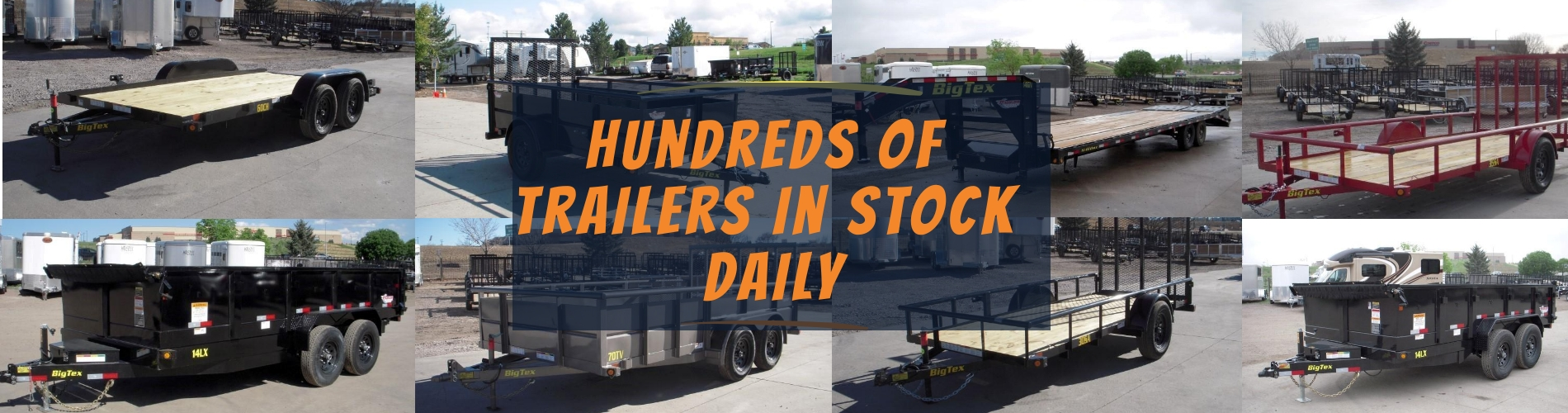 now carrying aluma trailers