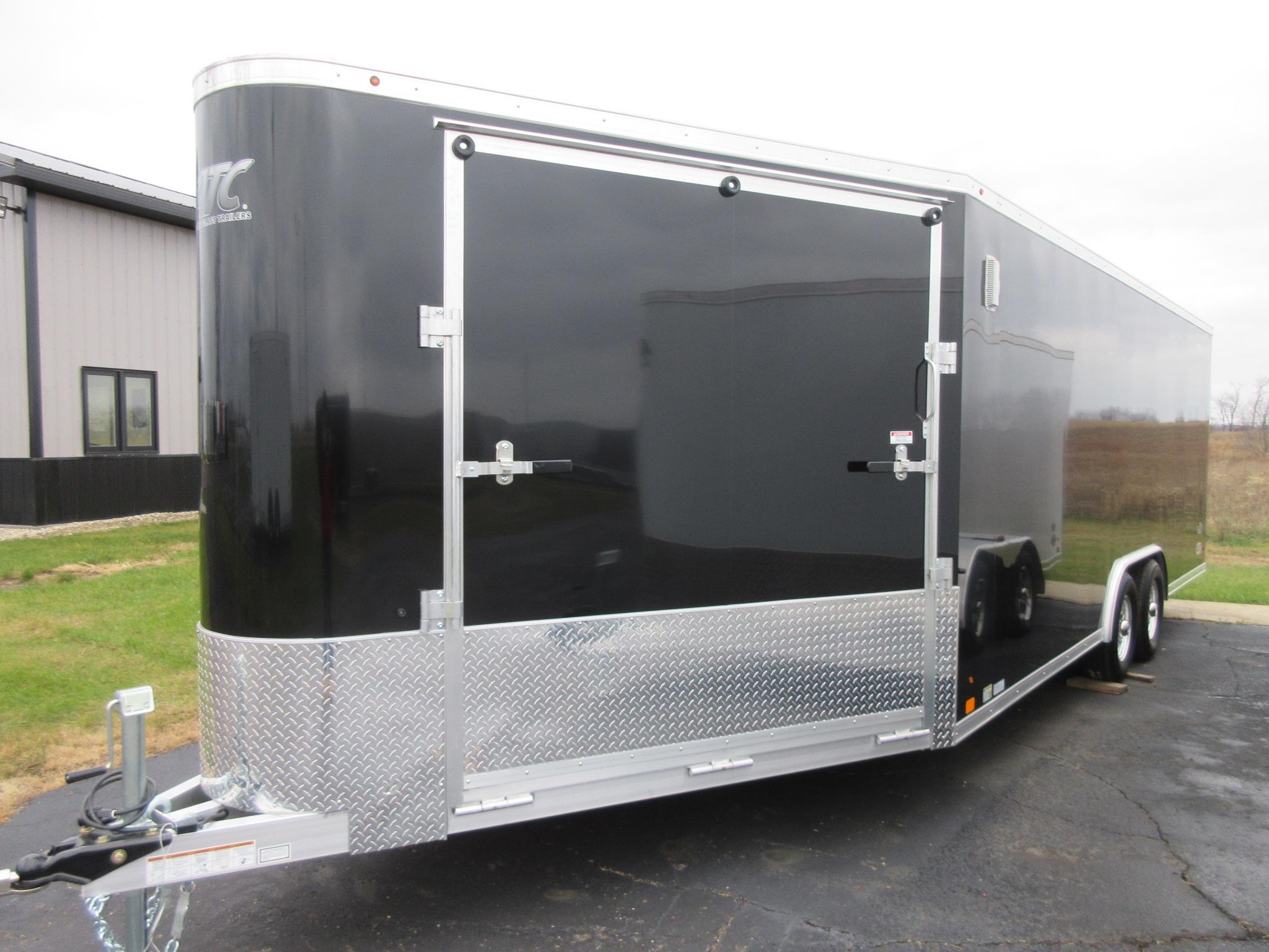 Aluminum Frame Allsport | Custom Enclosed and Open Trailers