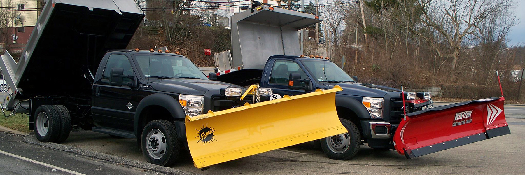 Home Push N Pull Pittsburgh Area Snow Plow Salt